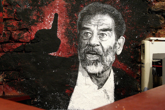 Saddam Hussein. Flickr - Creative Commons