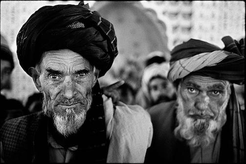 Pashtun Elders. Flickr - Creative Commons