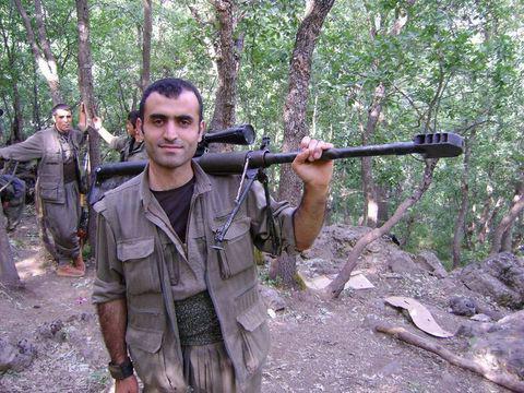 Kurdish Snipers