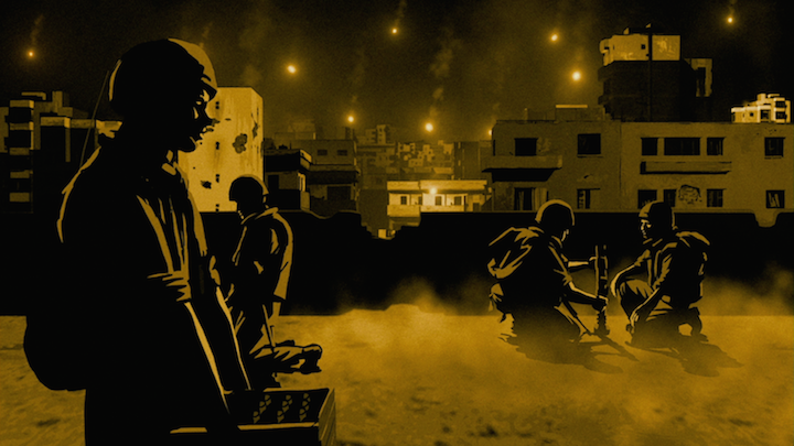 Waltz With Bashir Massacre
