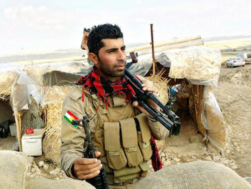 Iraqi Kurdish Peshmerga