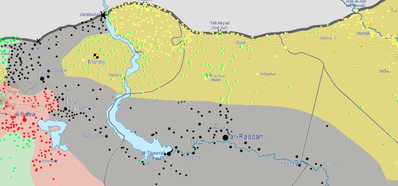 North-Central Syria